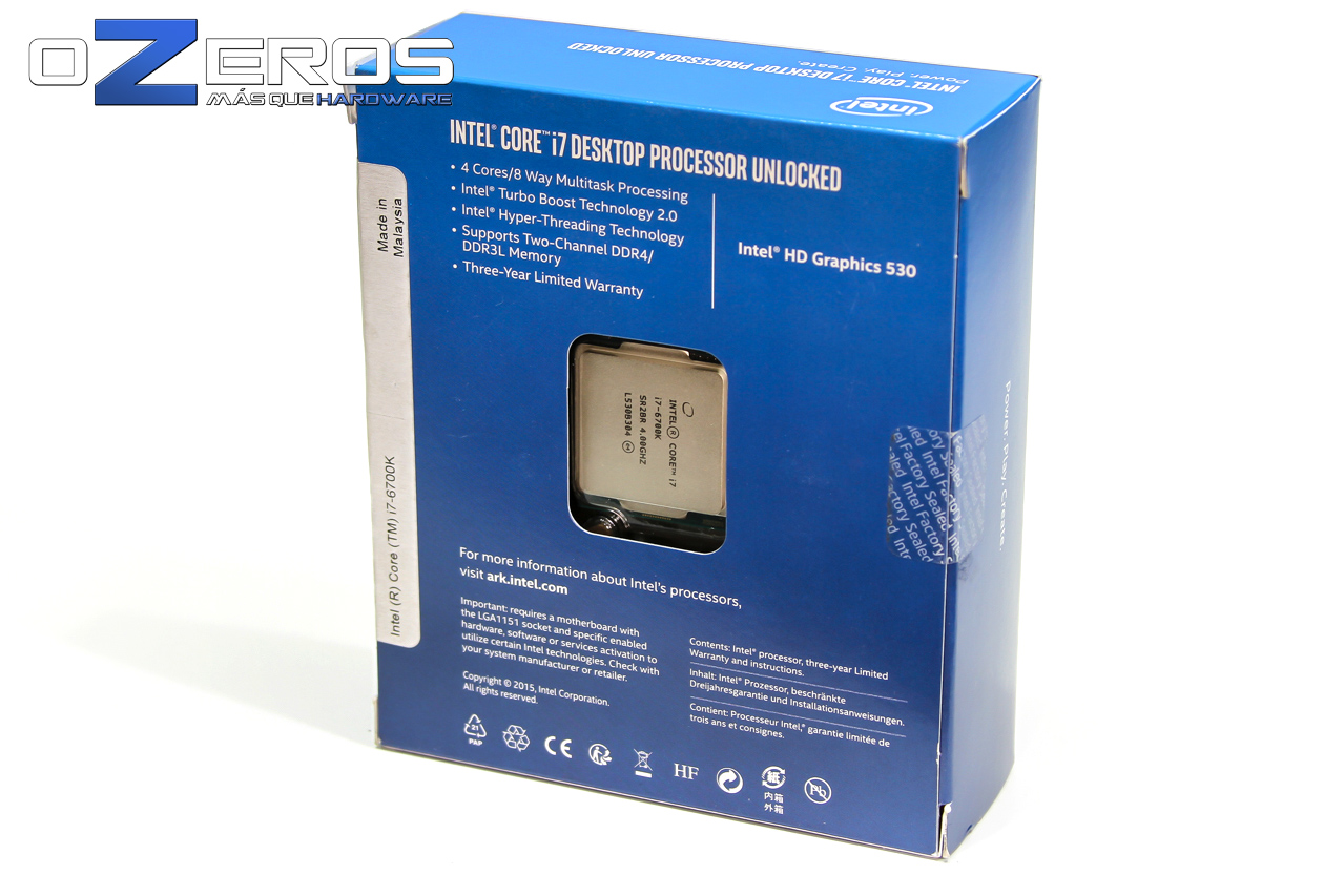 review procesador intel core i7 6700k skylake ozeros part 3. Black Bedroom Furniture Sets. Home Design Ideas