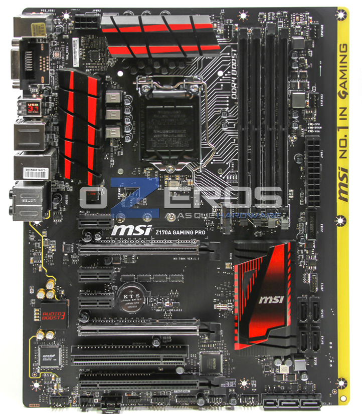 msi z170a gaming m5 drivers and utilities