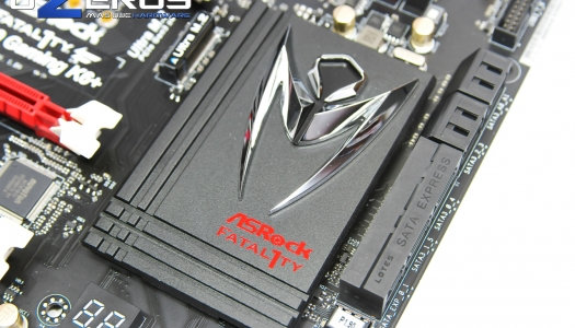 REVIEW: Placa Madre Asrock Fatal1ty Z170 Gaming K6+
