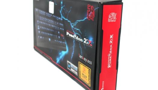 Review: Teclado Mecánico Tt eSports Poseidon ZX – Tenkeyless para todos