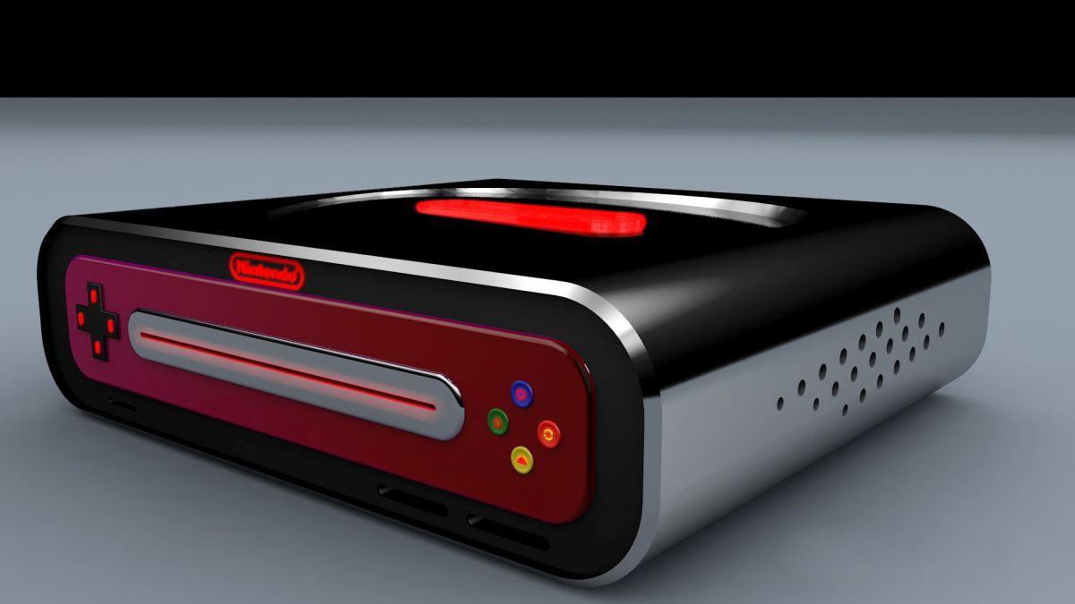 consola de videojuegos nx