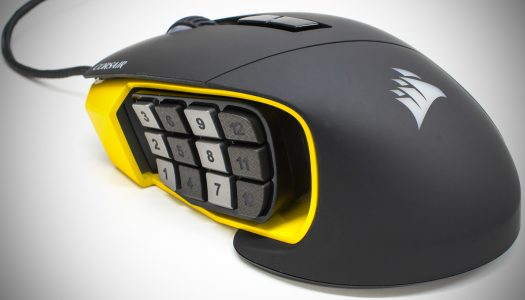Review: Mouse Gamer Corsair SCIMITAR RGB – Listo para MMO/MOBA