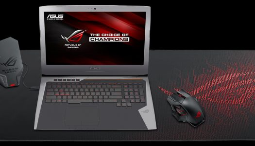 ASUS Republic of Gamers lanza el mousepad ROG Sheath con una superficie 900mm x 400mm