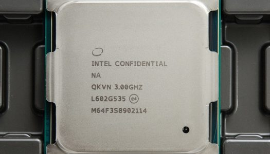 Aparece un Intel Core i7-6950X Engineering Sample en eBay y se vende por $1950 USD