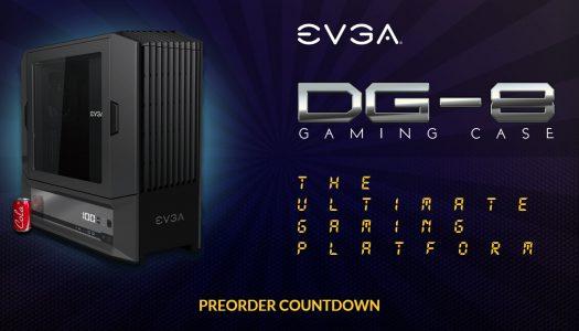 EVGA Anuncia su nuevo Gabinete Gaming DG-8