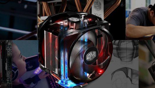 Cooler Master lanza al mercado el nuevo disipador de CPU MasterAir Maker 8