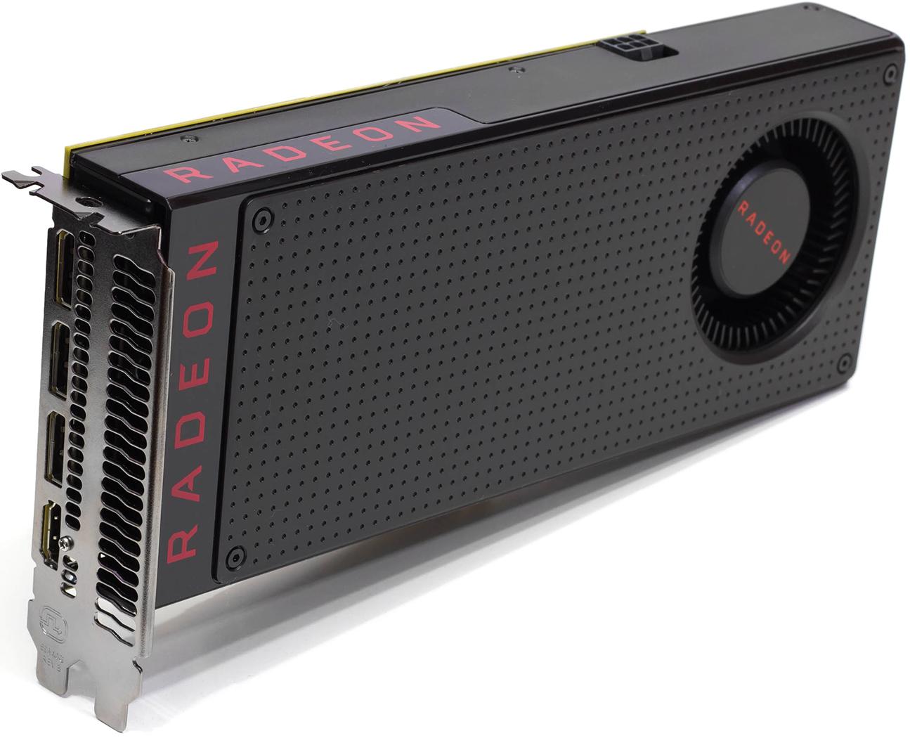 Comparativa: AMD Radeon RX 480 usando Driver fix Crimson