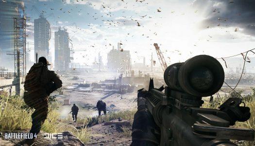 Gameplay: Battlefield 4 corriendo en GeForce GTX 1070 Gaming X
