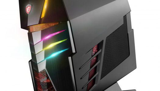 MSI Lanza su máquina de Escritorio más poderosa para juegos: MSI Aegis Ti