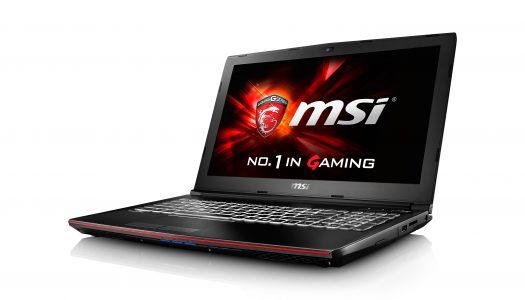 Review: Notebook MSI GP62 6QF Leopard Pro, En la búsqueda del precio rendimiento Gamer