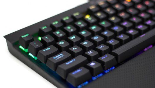 Review: Teclado Corsair K65 RGB – Preciso, mecánico y RGB