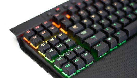 Review: Teclado Corsair K95 RGB – Tope de línea diseñado para gamers.