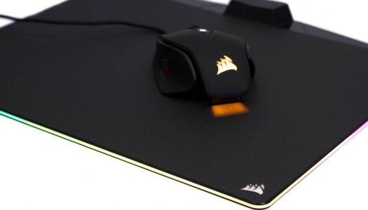 Review: MousePad Corsair MM800 RGB Polaris – Control, velocidad y estilo.
