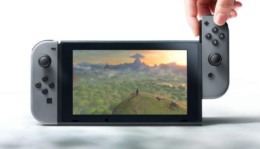 Nintendo presenta su nueva consola Nintendo Switch equipada con tecnologías de NVIDIA
