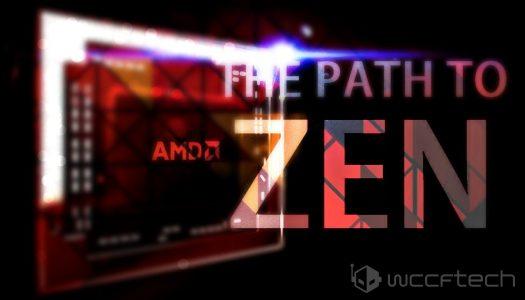 CPU Summit Ridge de AMD Zen: ¿Contrincante del i7 6850K por sólo 300 dólares?