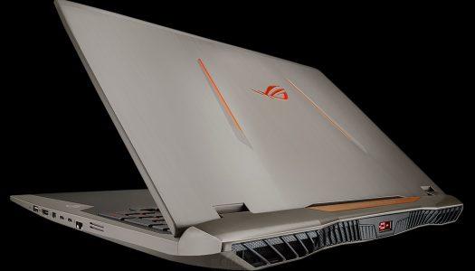 Asus anuncia nuevo laptop gamer