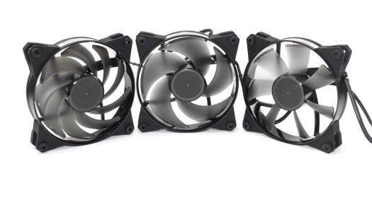 Review: Round-Up Ventiladores CoolerMaster MasterFan Pro 120 – Ventilación para todos los gustos.