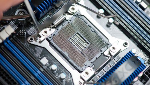 Filtrado benchmark de procesador Intel i3 7350K