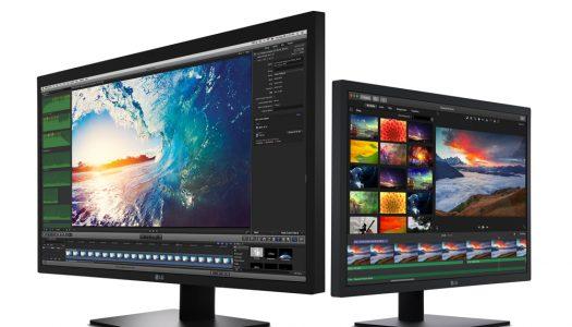 LG presenta monitores 5k y 4k compatibles con nuevos MacBook