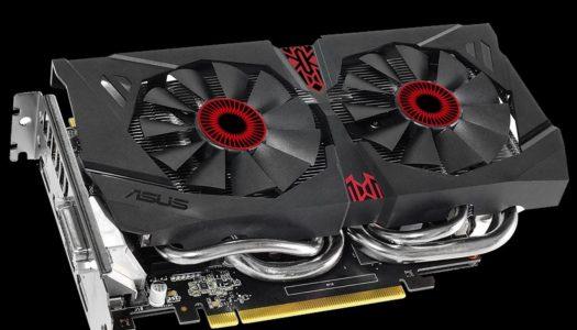 Asus introduce nueva NVIDIA GTX 1060 STRIX con cooler DirectCU II