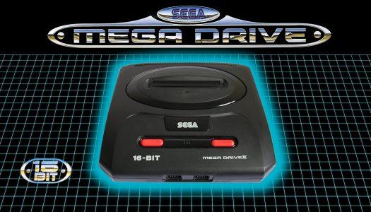 SEGA Mega Drive vuelve a producción