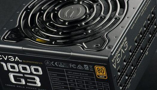 EVGA estrena nueva línea de fuentes de poder