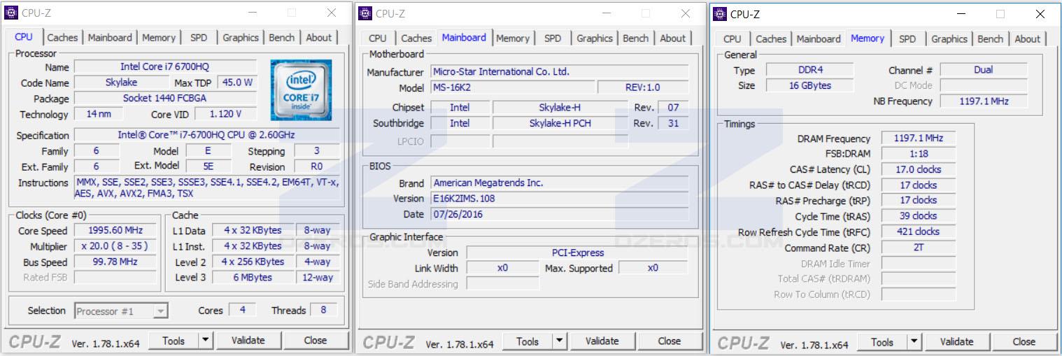 cpu-z-msi-gs63vr