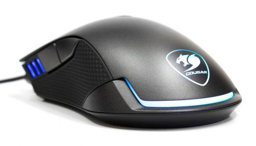 Review: Mouse Cougar Revenger – Velocidad y precisión en la palma de tu mano