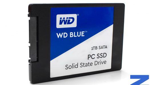 Western Digital muestra su primer SSD PCIe para la serie Black