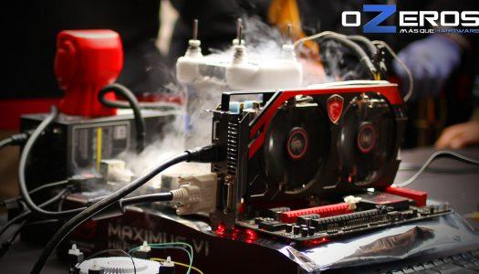 Overclock automático de motherboard MSI alcanza los 5,2 GHz en un Core i7-7700K