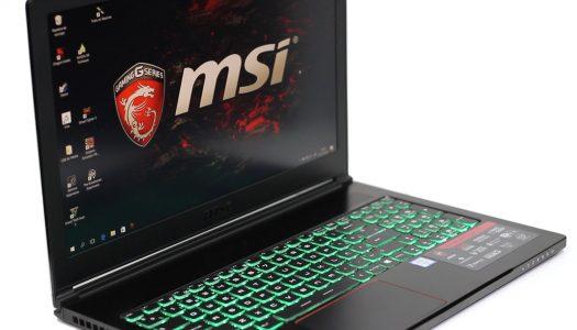 Review: Notebook MSI GS63VR Stealth Pro – Potencia en formato sigiloso