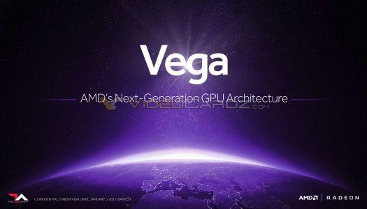 ¿Tres tarjetas gráficas basadas en AMD Vega?