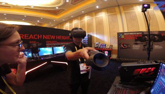 CES 2017: MSI nos explica la tecnología Nahimic para mejorar el audio en VR