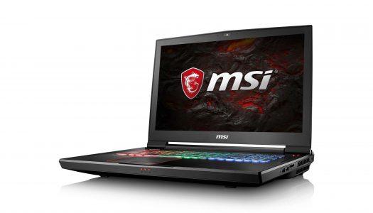Nuevos y actualizados laptops gamer de MSI