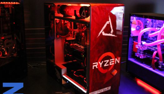 AMD CES 2017: Tarjeta gráfica Vega corriendo DOOM en 4K