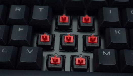 MX Board Silent, nuevo teclado mecánico de Cherry