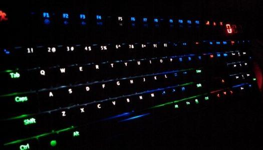 Mushkin expande su mercado: Nuevo teclado mecánico Carbon KB-001