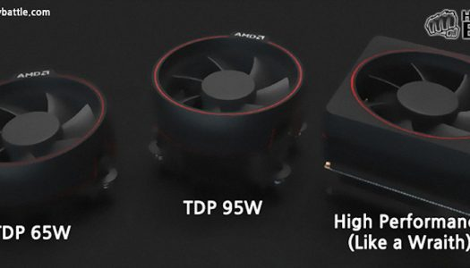 Nuevas imágenes del empaque y ventiladores stock de CPUs AMD Ryzen