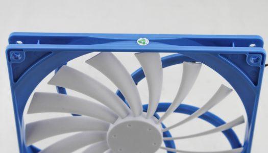 SilverStone lanza monturas con iluminación RGB para ventiladores