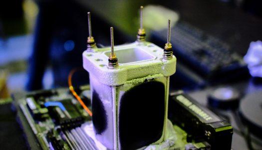 Ryzen 7-1800X refrigerado por LN2 alcanza 5,20 GHz