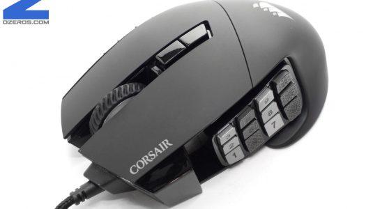 Review: Mouse Corsair Scimitar PRO RGB – Ergonomía, calidad y versatilidad para jugadores y profesionales