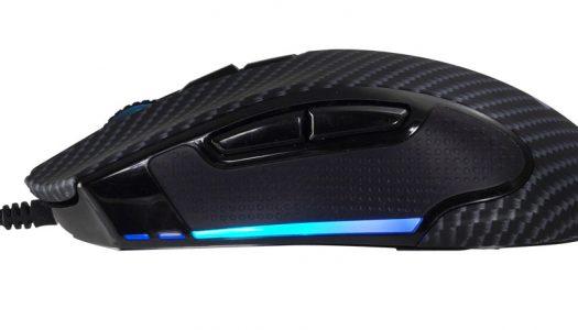 BIOSTAR y su nuevo mouse gaming Racer GM5