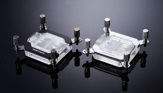 Glacier C350i: El nuevo water block para CPUs de Phanteks
