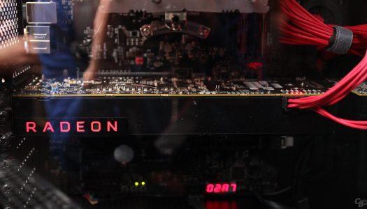 Tarjeta gráfica AMD Vega aparece ante las cámaras