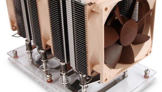 Noctua presenta tres CPU coolers edición especial para AMD Ryzen