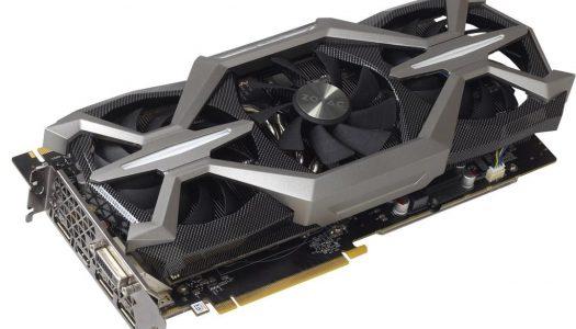 La nueva NVIDIA GeForce GTX 1080 Ti de ZOTAC
