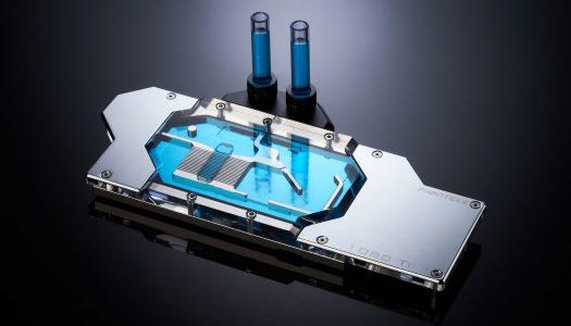 Phanteks lanza un nuevo bloque de refrigeración para la GTX 1080 Ti Founders Edition