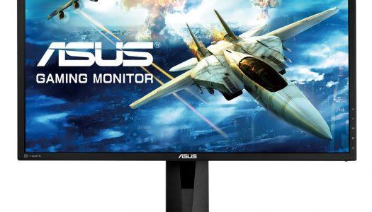 ASUS lanza nuevo monitor para su público gamer