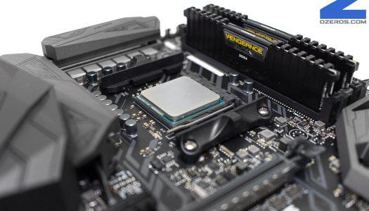 AMD descarta problemas con sus procesadores Ryzen en Microsoft Windows 10