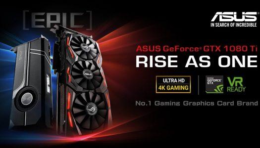 Se filtran especificaciones técnicas de la ASUS GTX 1080 Ti STRIX